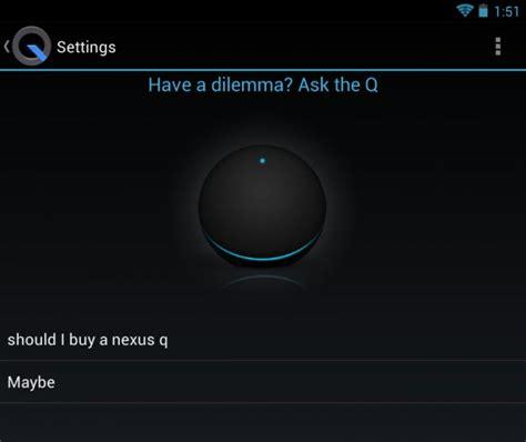 nexus 7 easter egg nexus q has a quot magic 8 quot easter egg droid
