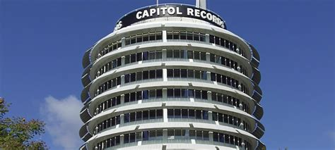 Records In The Capitol Records Tower Of Poewr Hip Quotient