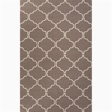 Cheap Area Rugs 9x12 by Moroccan Lattice Rug 9x12 Warm Brown Design Popular Home