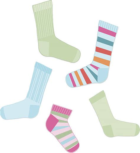 royalty free sock clip vector images illustrations