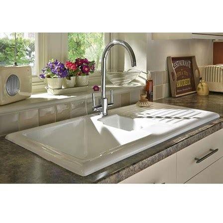 ceramic kitchen sink with drainer butler 1 5 bowl white ceramic kitchen sink with