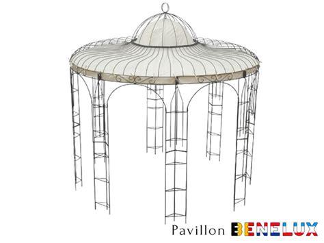 Pavillon Metall Rund by Pavillon Metall Outsunny Pavillon Partyzelt