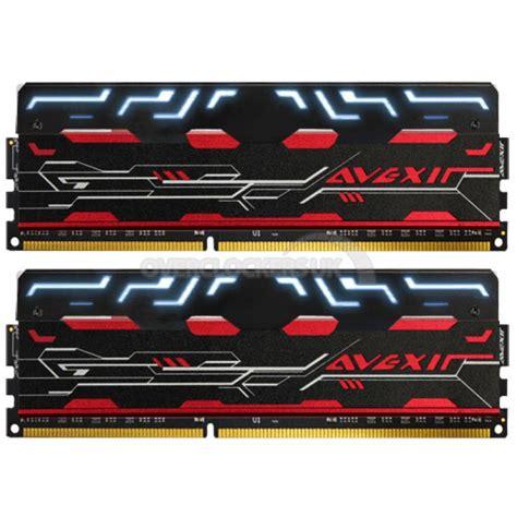 Memory Ram Avexir Ddr3 Blitz Pc15000 16gb 2x8gb Dual Channel avexir blitz 1 1 original 16gb 2x8gb ddr3 p ocuk