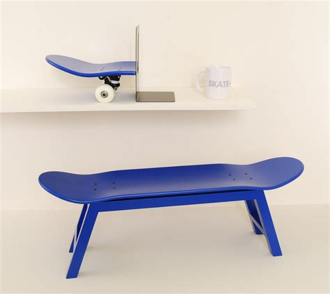 skateboard chairs modern skateboard furniture 3752