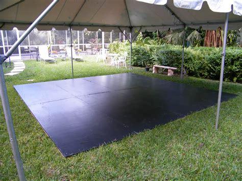 Rent A Floor Price by Portable Floors Happy Rental Miami