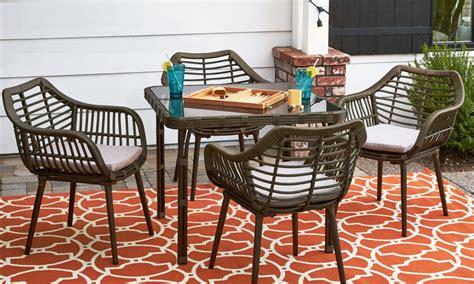 choose patio furniture  small spaces overstockcom