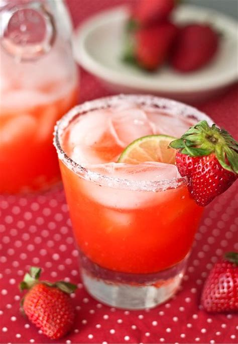 strawberry margarita strawberry margaritas 187 tide thyme