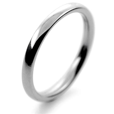 court medium 2mm tcsm2p platinum wedding ring tcsm2p