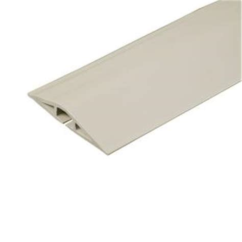 Wiremold Floor Track by Legrand Wiremold Corduct 5 Ft 1 Channel Floor Cord