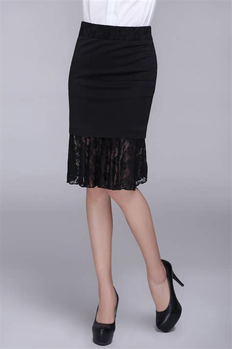 career pencil skirts high waist summer suit ol skirt