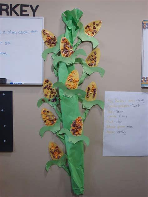 Corn Stalk Template by Best 25 Corn Stalks Ideas On