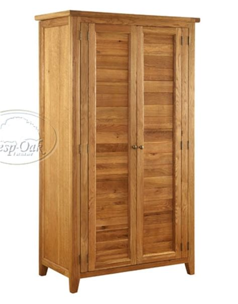 Wardrobe Vancouver vancouver oak 2 door wardrobe oak furniture solutions