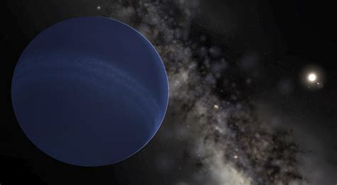 Planetary Exploration The Distant Planets Cover search narrows for planet nine universe today