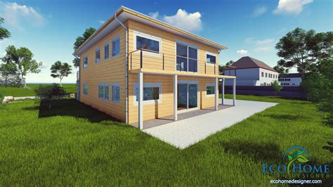 4 bedroom home sch10 4 x 40ft 4 bedroom container home eco home designer