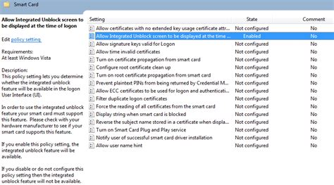 Smart Card Logon Certificate Template by How To Unblock The Smart Card Pin