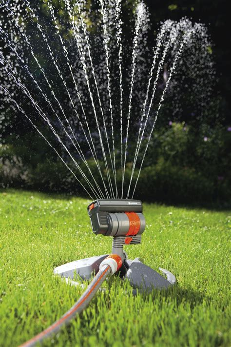 Gardenia Watering Gardena Rectangular Sprinklers Husqvarna Ab