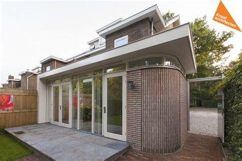 Was Kostet Eine Terrassenüberdachung 35 by Kraal Architecten Uitbouw Jaren 30 Woning Zeist 05