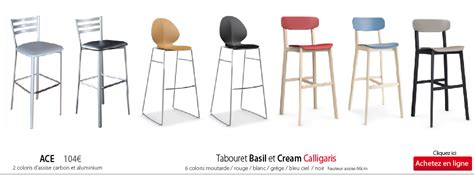 Attrayant Table De Cuisine Et Chaise #1: chaise%20bar%20ace%20Basil%20cream%20calligaris%20fabrimeuble%202015-01.jpg