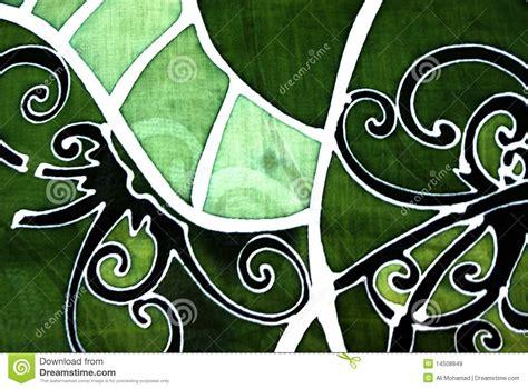 design batik serawak sarawak batik with an orang ulu motif design royalty free