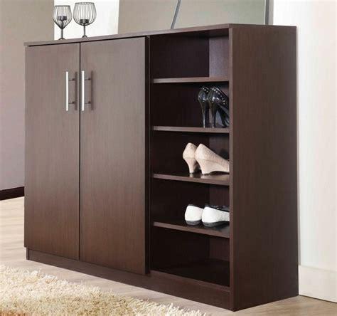 desain lemari sepatu minimalis gambar lemari rak sepatu minimalis furniture rumah 2007