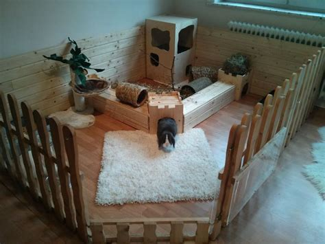 17 best ideas about indoor rabbit cage on