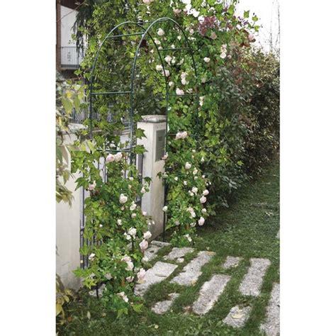 arco da giardino arco in ferro decorativo per ricanti 37x130xh240cm