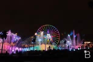disneyland world of color world of color celebrate look disneyland 60th