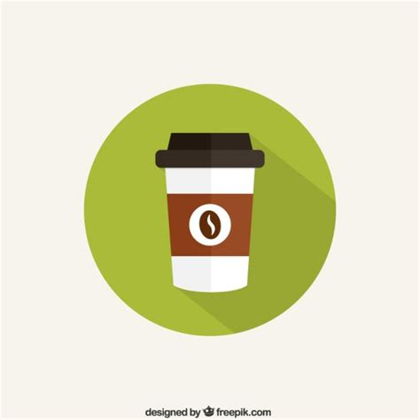 Coffee cup icon Vector   Free Download