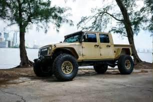 What Is A Jk Jeep Jeep Truck Jk Crew Conversion