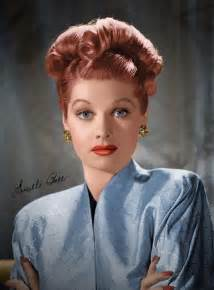 lucille images vintage hair inspiration lucille ball
