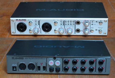 Firewire Speakers by M Audio Firewire 410 Image 410429 Audiofanzine