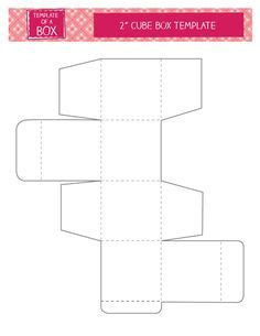templates for cube boxes blank cube template printable classical conversations