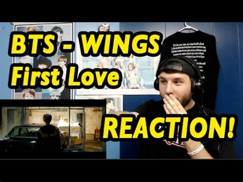 download mp3 bts first love 방탄소년단 bts wings short film 4 first love reaction