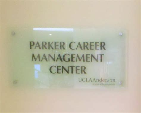 Mba Career Management Center by Career Management Center At Ucla The Mba Student