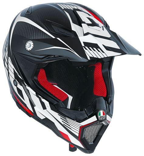 agv motocross helmet agv ax 8 evo carbotech helmet 20 95 99 off revzilla