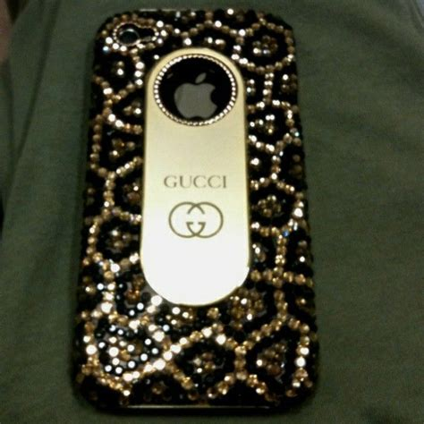 Iphone 5 5s Se Gucci Circle Pattern Hardcase Casing Cover 1 iphone 5 gucci