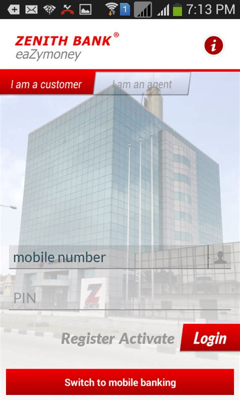 zenith bank banking zenith bank mobile app android apps on play
