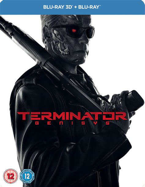 Kaos 3d Fox Limited Edition terminator genisys 3d includes 2d version zavvi exclusive limited edition steelbook