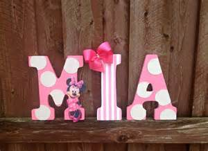 minnie mouse room decorations 9 pink and white minnie mouse character by miamonroeboutique