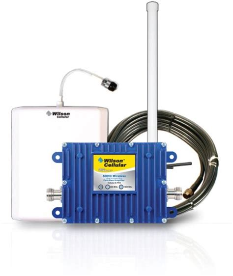 compare wilson electronics soho cell phone signal booster