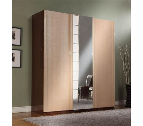 armoire with sliding doors dreamfurniture com liza 3 sliding doors armoire