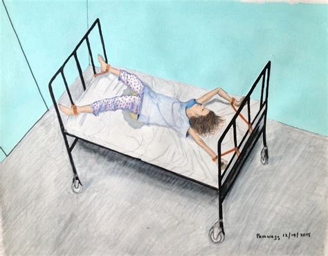The Bed Restraints by Home Mad In America