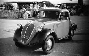The History Of Fiat Fiat History Italy