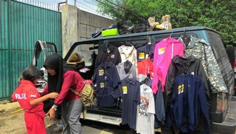 Tshirt Kaos Baju Dunia Yang Di Cari Takan Di Bawa Mati kaos turn back crime di gerai ini mulai sepi peminat