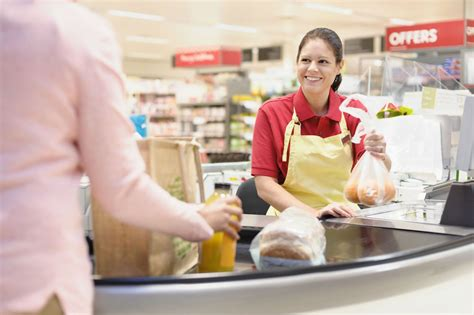 what is the of a cashier