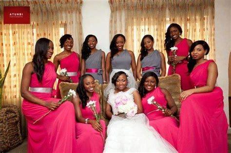 fuschia  grey wedding google search wedding
