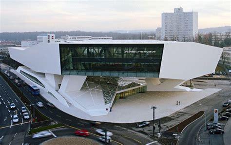 porsche museum plan porsche museum stuggart masters design