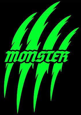 Monster Energy Aufkleber Gr N by Monster Kralle In Gr 252 N Jdm Tuning Aufkleber Auto Sticker
