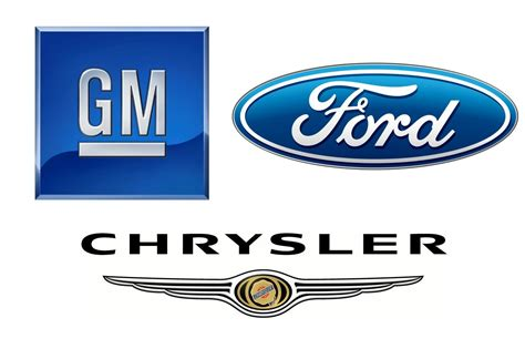 Ford And Chrysler by Who Will Lead Gm Ford Chrysler Does The End Justify