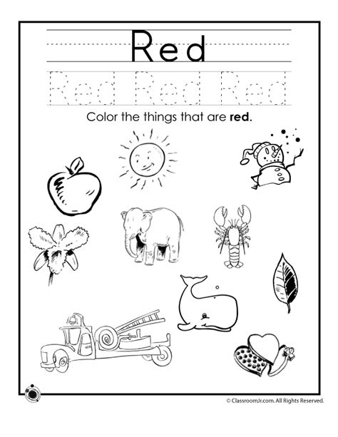kindergarten coloring worksheets color worksheets for kindergarten az coloring pages